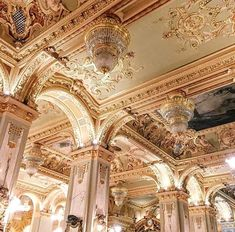 Architecture, art, and aesthetic image Gold Aesthetic, Classy Aesthetic, Aesthetic Vintage, Aesthetic Photo, Aesthetic Pictures, Apollo Aesthetic, Aesthetic Indie, Architecture Baroque, Beautiful Architecture