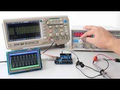 SmartGPU 2 - Simple Arduino Oscilloscope - YouTube