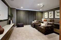 Curtain height - Barossa 40 Home Theatre style on Porter Davis – World of Style.