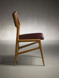 Gio Ponti, Rare set of ten chairs (1958) | Artsy