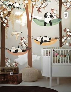 Creative Wall Art ideas for children's rooms | My desired home