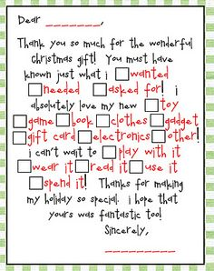 "Printable thank you cards? ha this is like throwing a big bowl of ""impersonal"" in their face! lol"