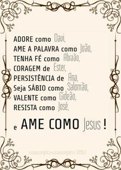 Movida pelo amor de Cristo