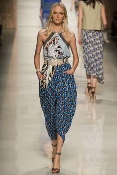 Sfilata Etro Milano - Collezioni Primavera Estate 2014 - Vogue