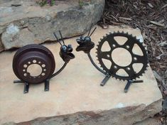 metal yard art ideas | Enjoy Our March Madness at Mountain Made | Asheville Art Gallery ...