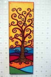 Amazing Artwork by Ontario Artist Kym Brundritt. Amazing Artwork, Cool Artwork, Mural Art, Local Artists, My Happy Place, Artsy Fartsy, Swirls, Cosmic, Painting & Drawing