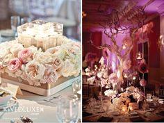 25 Stunning Wedding Centerpieces - Belle The Magazine