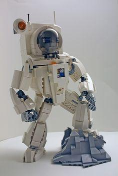 LEGO Mech Retro Spacesuit