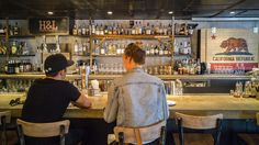 Hook and Ladder restaurant | One Day In Sacramento