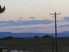 PT NAMPA IDAHO. SUNSET OVER THE OWYHEES. JUNE 2015
