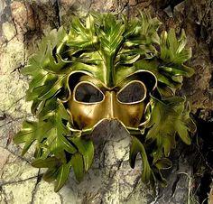 greenman mask..