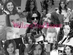 @Eleanor Smith Calder #weloveyouEleanor