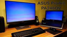 Intrebare Mai trebuie calibrat Monitorul Professional ASUS ProArt PA248Q... Mai, Monitor, Products, Gadget