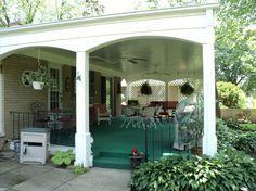 Porches and garden