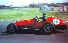 Mike Hawthorne, Ferrari 625, 1955