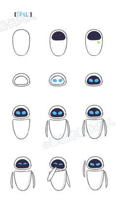 How to draw Wali