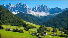 """""""En términos casi literales, la hierba es más verde (o al menos el Medio Ambiente en su conjunto lo es) en algunos países que en otros. De..."""