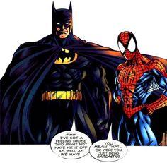 Spider-Man & Batman
