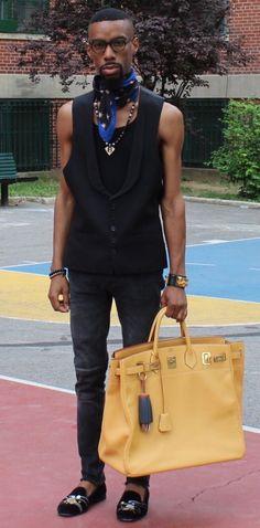 #boybeads #nyc #model nyc #ootd #wiwt #lotd #rooftop #menswear #mensfashion #dapper #tmof #hermes #hermesbag #manbag #murse #fashionista #birkin #hac40 #hac50 #fashionblogger #mensfashionblogger #hermeshac #hautacourroies #hac45 #simplydapper #harlem #highfashionmen #luxury #prettyflysociety #collierdechien #gentleman #armparty