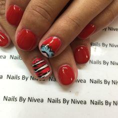 Nailsbynivea  @nailsbynivea Dr Seuss nails by...Instagram photo | Websta (Webstagram)