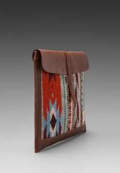 Oooohh! WILL LEATHER GOODS Oaxacan Laptop Sleeve in Cognac - WILL Leather Goods