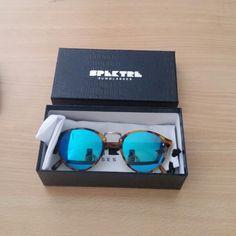 I miei nuovi occhiali della spektre