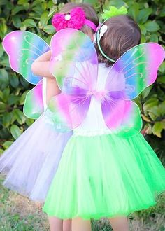 The Hair Bow Company - Pastel Rainbow Butterfly Wings, $2.25 (http://www.thehairbowcompany.com/pastel-rainbow-butterfly-wings/)