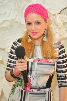 #Fashion and #beauty journalist Celia San Miguel of Sicka Than Average reports from Korto Momolu Show for #NY #Fashion Week, sponsored by #SheaMoisture