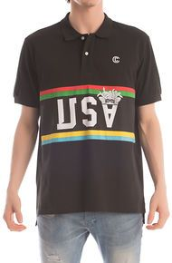 Crooks and Castles The National Polo in Black