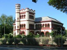 The Archbishop's House, Trinidad