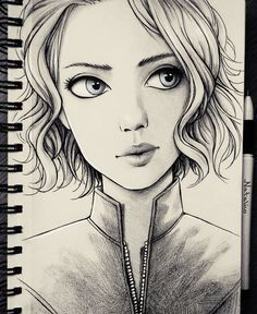 Pinterest: Lina Heller<< I think this is supposed to be Black Widow (SJH)