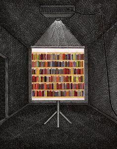 Il Lettore Forte guarda con piacere tutti i film dove ci sono di mezzo i libri! @luciasedda1
