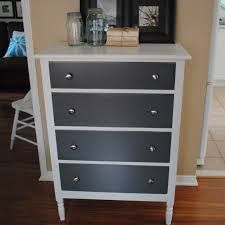 Idea For Painting Dresser Gray And White Old Dressers Vintage Wood