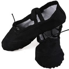 Amazon.com: Luckyst Children Leather Ballet Shoes: Clothing - Black (Bird Girls) or Red (Mayzie) - 4.99, check sizes