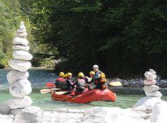 Tolle Erlebnisse beim Aktivurlaub in der Steiermark. Rafting, Hiking Boots, Amazing, Vacation