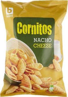 BONI SELECTION Cornitos Nacho Cheese 125gr BONI SELECTION Cornitos Nacho Cheese est un aliment populaire à base de maïs,  d'origine mexicaine qui peut être servi comme un #snack. Commerce de qualité www.chockies.net