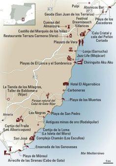 Almería en 22 pistas | El Viajero | EL PAÍS Spain Travel, Dream Life, Citizenship, Beach Bars, Elopements, Andalusia, Spain Destinations