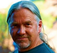 Jim Pittenger of Biker Jim Gourmet Dogs will be one of Toques & 'Tails ambassadors.