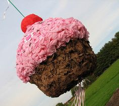 A link to a link for how to make a piñata