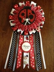 Ladybug Baby Shower Theme - Baby Shower Ideas