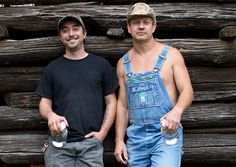 MOONSHINERS: Tim & Tickle