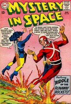 Approved By The Comics Code Authority - Superman - National Comics - Dc - Riddle