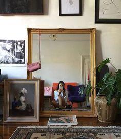 Home Interior Decoration – Room decor ideas – einrichtungsideen wohnzimmer Home Interior, Interior Design, Interior Plants, Living Room Decor, Bedroom Decor, Master Bedroom, Bedroom Bed, Bedroom Inspo, Master Suite