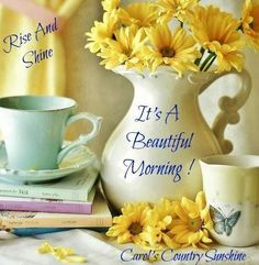 Good Morning Quotes : Beautiful morning quote via Carol's Country Sunshine on Facebook  #GoodMorningQuotes https://quotesayings.net/wishes/good-morning-quotes/good-morning-quotes-beautiful-morning-quote-via-carols-country-sunshine-on-facebook/