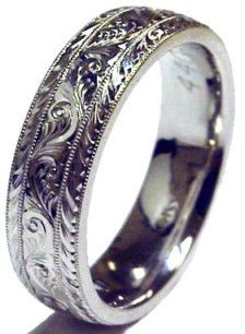 Men's Single Wedding Bands - Page 12