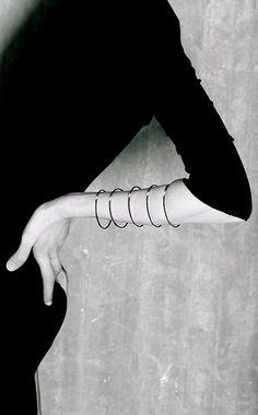 skinny bangle bracelets #jewelry
