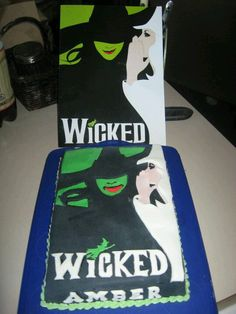 Wicked cake