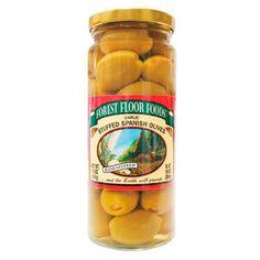 Forest Floor Foods Garlic Stuffed Spanish Olives - Mills Fleet Farm