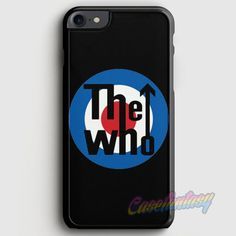 The Who Roger Daltrey English Rock Band iPhone 7 Case | casefantasy
