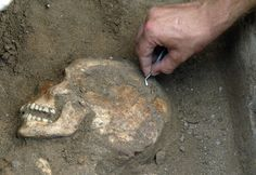A major and unexplained population shift occurred in Europe around 15,000 years ago when local hunter-gatherers were almost completely replaced by a group from another area, scientists researching our ancestors' genetics have discovered.
